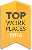 Baltimore Sun Top Workplace 2015